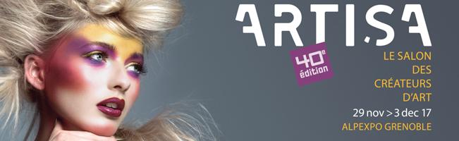 Salon Artisa Grenoble du 29 Novembre au 3 décembre
