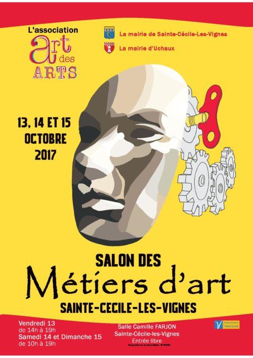 Salon Métiers d'Art 13-15 Octobre 2017