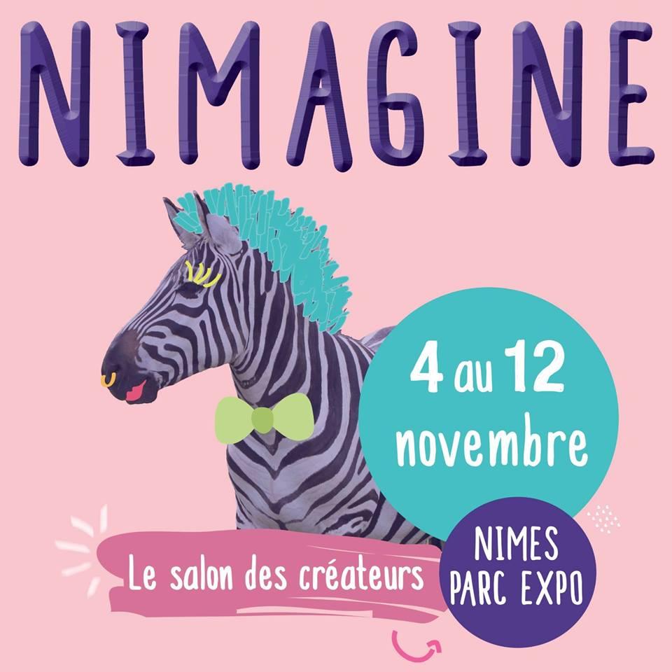Salon Nimagine du 4 au 12 novembre 2017- Nimes