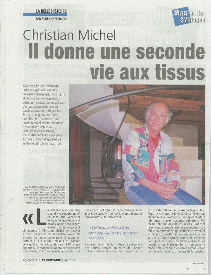 Christian Michel - Mag Tarentaise- page 2